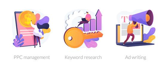 ricerca keywords e analisi competitors